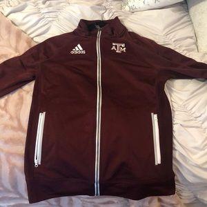 NWT Texas A&M Athletic Jacket